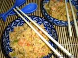 Arroz &quot;estilo malayo&quot;